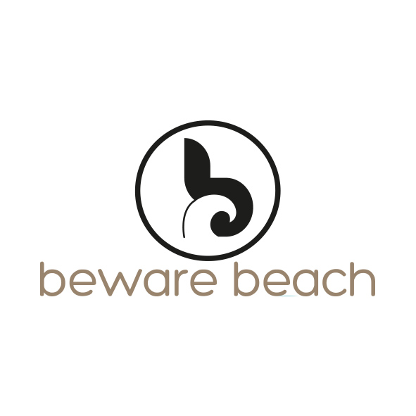 beware beach icon