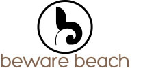 Beware Beach Logo